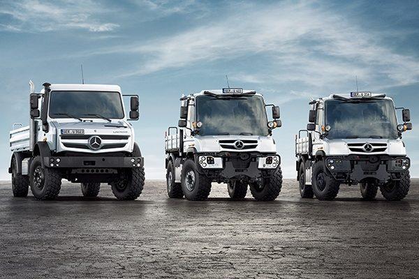 Mercedes benz unimog: описание, технические характеристики
